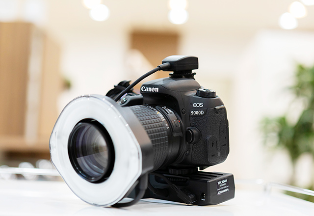 歯科用カメラ